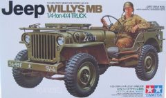 Tamiya Willys MB Jeep