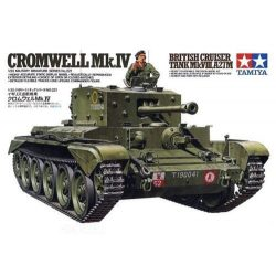 Tamiya 35221 Cromwell Mk. IV - British Cruiser Tank - Mk. VIII, A27M