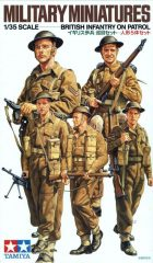 Tamiya  35223 WWII British Infantry on Patrol