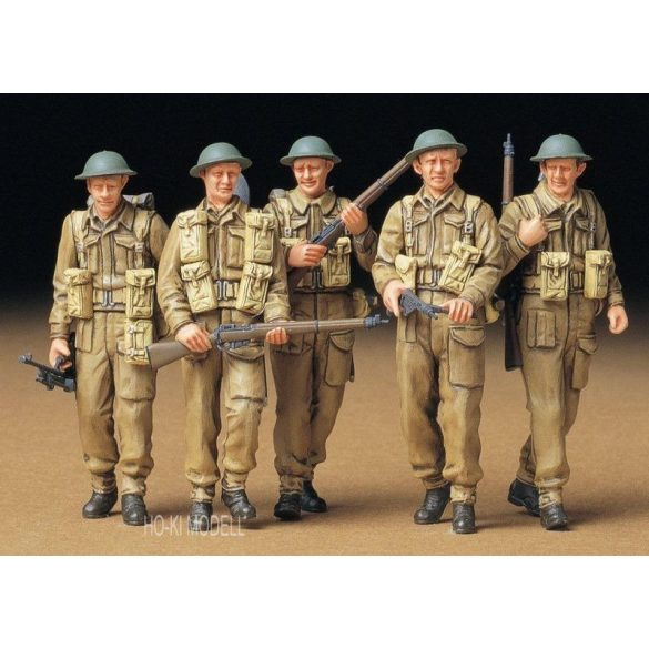 Tamiya  35223 WWII British Infantry on Patrol
