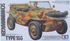 Tamiya Pkw.K2s Schwimmwagen Typ 166