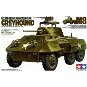 Tamiya 35228 U.S. M8 Light Armored Car Grayhound