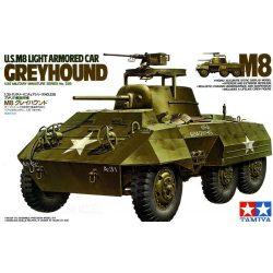 Tamiya 35228 U.S. M8 Light Armored Car Grayhound
