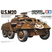 Tamiya 35234 U.S. M20 Armored Utility Car
