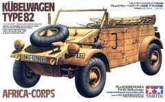 Tamiya Kübelwagen Type 82 Africa Corps