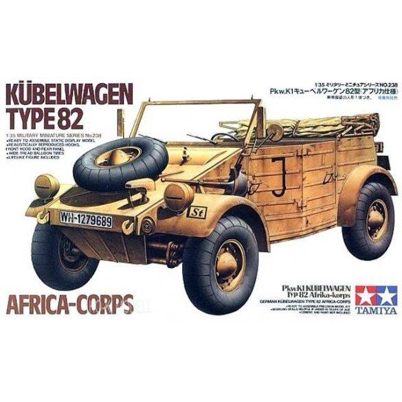 Tamiya 35238  Kübelwagen Type 82 Africa Corps