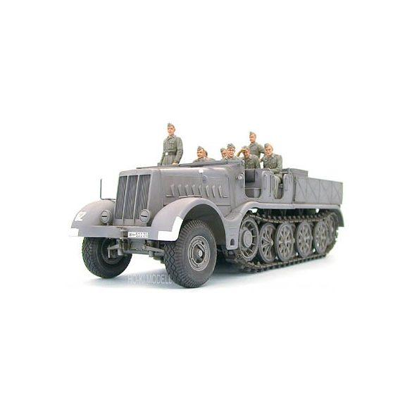 Tamiya 35239  Schwerer Zugkraftwagen 18t (Sd.Kfz.9) Famo