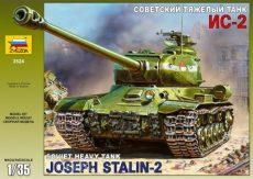 Zvezda 3524  Joseph Stalin-2 (JS-2) Soviet Heavy Tank