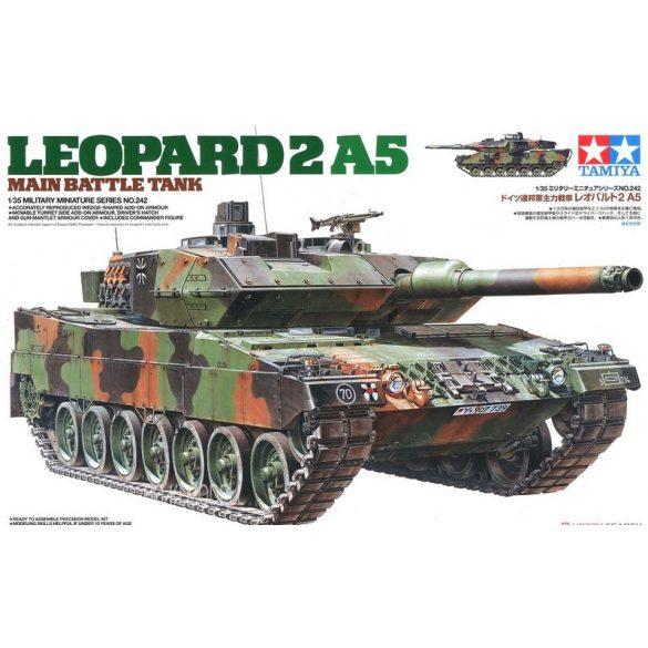 Tamiya 35242 Leopard 2 A5 Main Battle Tank