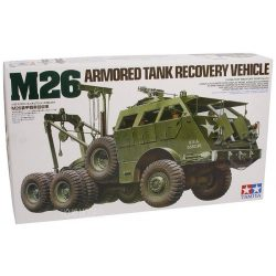 Tamiya 35244 M26 Armored Tank Recovery Vehicle