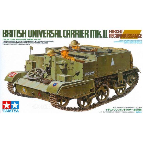 Tamiya 35249 British Universal Carrier Mk.II Forced Reconnaissance