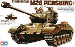 Tamiya 35254 U.S. Medium Tank M26 Pershing
