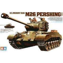 Tamiya 35254 U.S. Medium Tank M26 Pershing