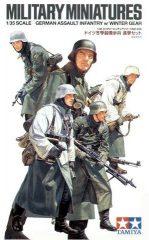 Tamiya German Assault Infantry (Winter)