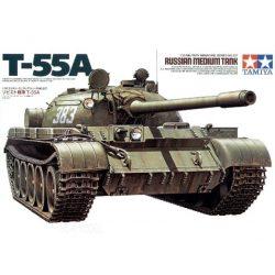 Tamiya 35257  Soviet Medium Tank T-55A