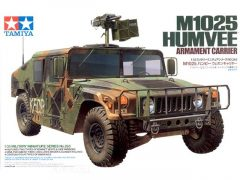 Tamiya 35263  M1025 HUMVEE Armament Carrier