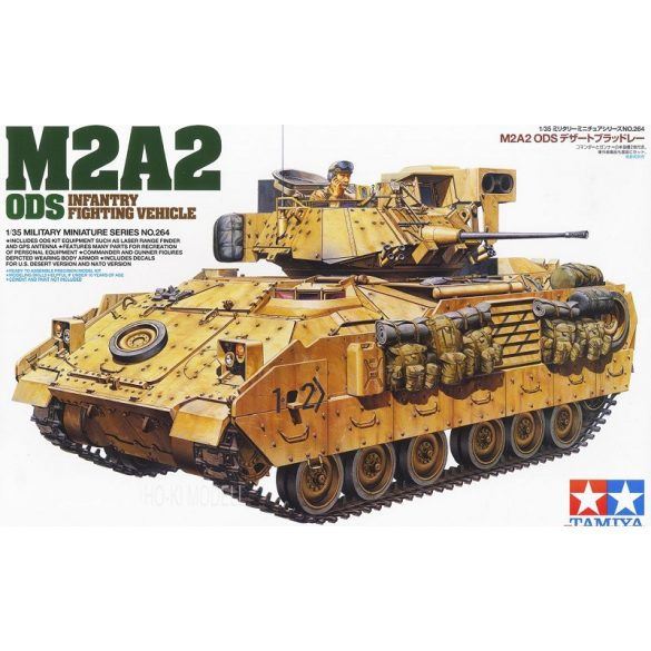 Tamiya 35264 M2A2 ODS Desert Bradley