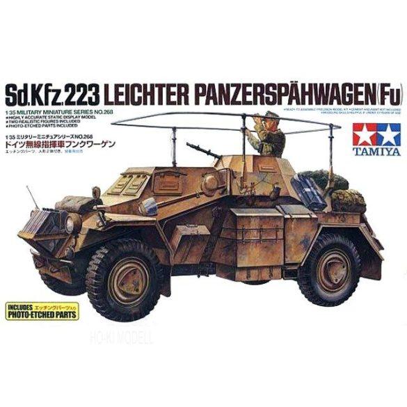 Tamiya 35268  Sd.Kfz.223 Leichter Panzerspähwagen(Fu)