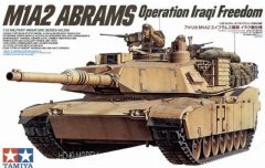 Tamiya M1A2 Abrams Operation Iraqi Freedom