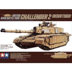 Tamiya 35274  British Main Battle Tank Challenger 2