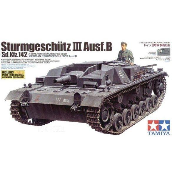 Tamiya 35281  Sturmgeschütz III Ausf.B