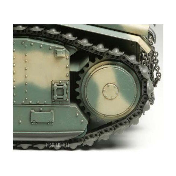 Tamiya 35282 French Battle Tank B1 bis