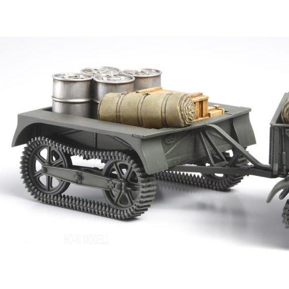 Tamiya 35284 French Army UE Tractor