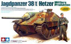 Tamiya Jagdpanzer 38(t) Hetzer Mittlere Produktion