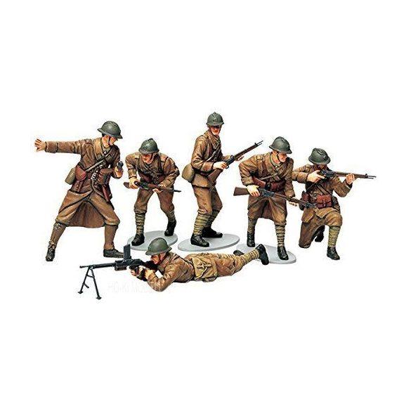 Tamiya 35288 WWII French Infantry Set