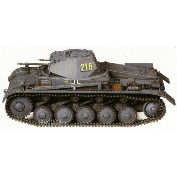 Tamiya 35292 German Pz.Kpfw.II Type A-B-C France Front