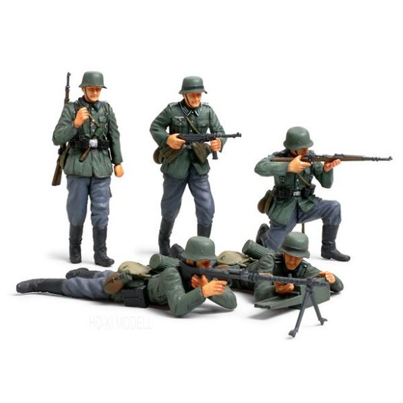 Tamiya 35293 German Infantry Set French Campaign