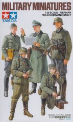 Tamiya 35298 German Field Commander Set