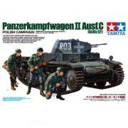 Tamiya 35299 Panzerkampfwagen II Ausf.C (Sd.Kfz.121)