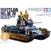 Tamiya 35300  Matilda Mk.III/IV British Infantry Tank Mk.IIA