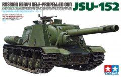 Tamiya 35303  Russian Heavy Self-Propelled Gun JSU-152
