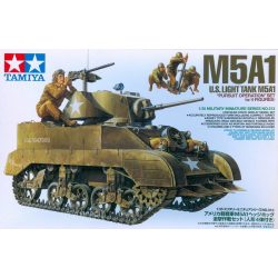 Tamiya 35313 M5A1 US Light Tank