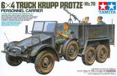 Tamiya 35317 Personnel Carrier 6x4 Truck Krupp Protze Kfz.70