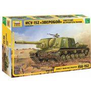 Zvezda 3532  ISU-152 Soviet Tank Destroyer