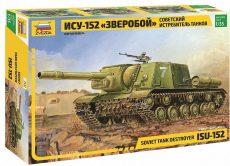 Zvezda ISU-152 Soviet Tank Destroyer