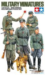 Tamiya WWII German Field Military Police Set