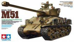 Tamiya Israeli Tank M51