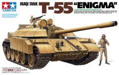 """Tamiya Iraqi Tank T-55 """"ENIGMA"""""""
