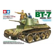 Tamiya 35327 Russian Tank BT-7