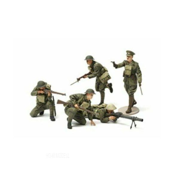 Tamiya 35339 WWI British Infantry Set