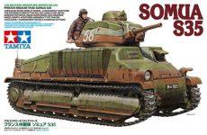 Tamiya SOMUA S35