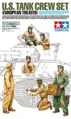 Tamiya U.S. Tank Crew Set