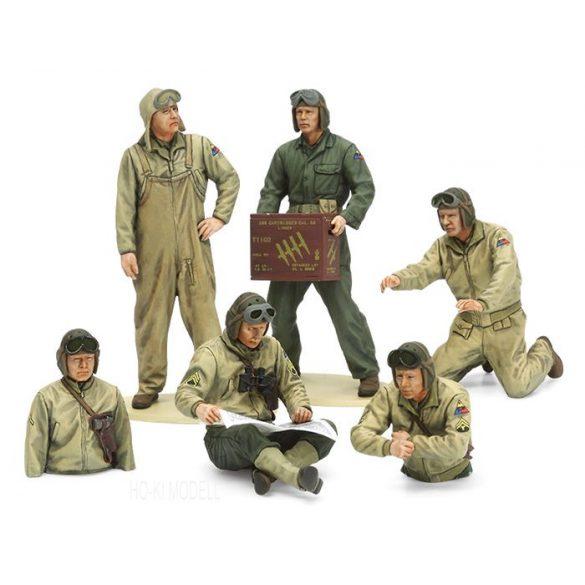 Tamiya 35347  U.S. Tank Crew Set