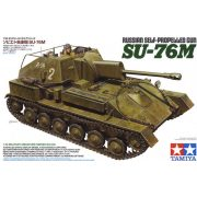 Tamiya 35348 Soviet Self-Propelled Gun SU-76M
