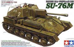 Tamiya 35348 Soviet Self-Propelled Gun SU-76M