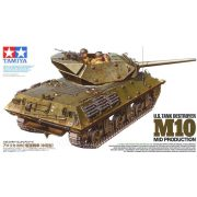Tamiya 35350 U.S. Tank Destroyer M10 Mid Production